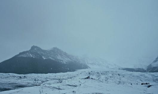 iceland glacier