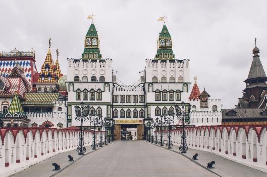 Izmaylovsky Market moscow