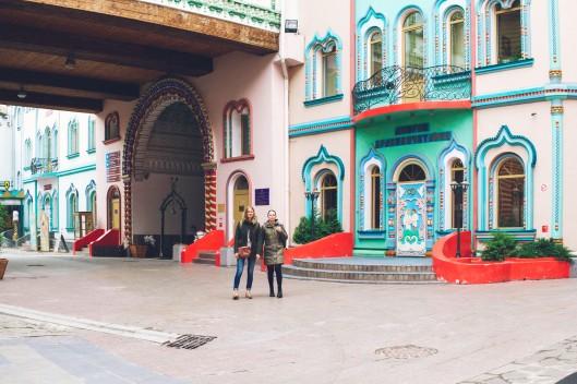 Izmaylovsky Market