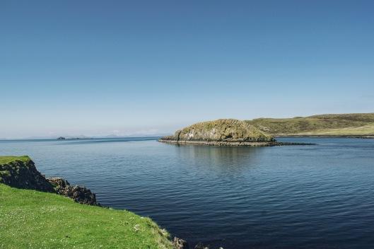 Duntulm Castle skye scotland
