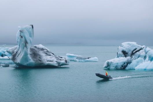 Jökulsárlón icleand iceberg
