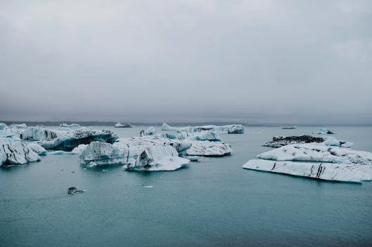 Jökulsárlón icleland iceberg