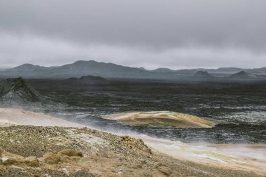 iceland volcano krafla
