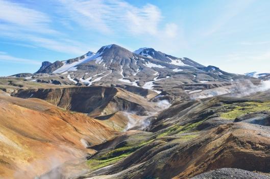 hveradalir iceland geothermal