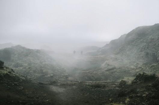 krafla iceland volcano